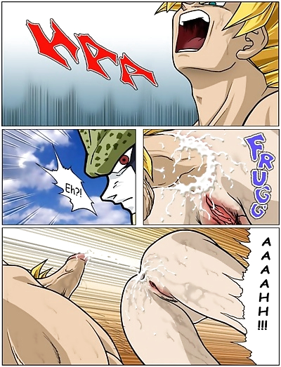 Dragon Ball-Sex Battle