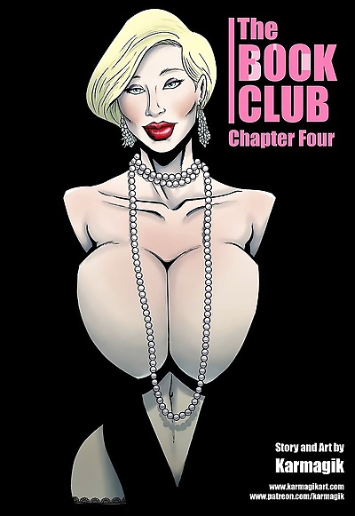 Karmagik – The Book Club..