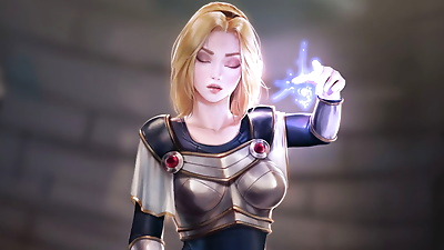 League NTR - Lux The lady Of..