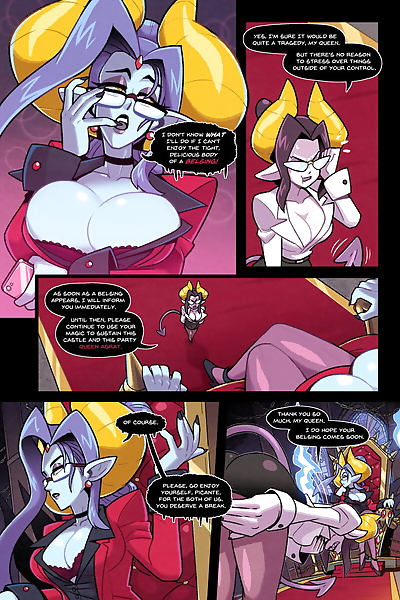 Demons Layer - part 4