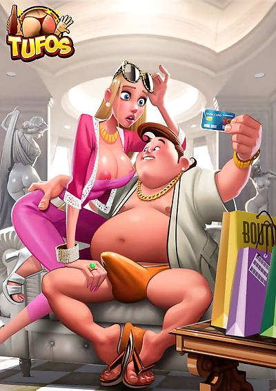 PernaLonga2 Rich Incest..