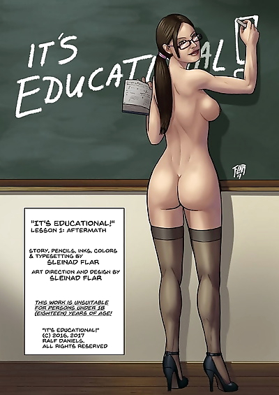 Its Educational - Lesson 1