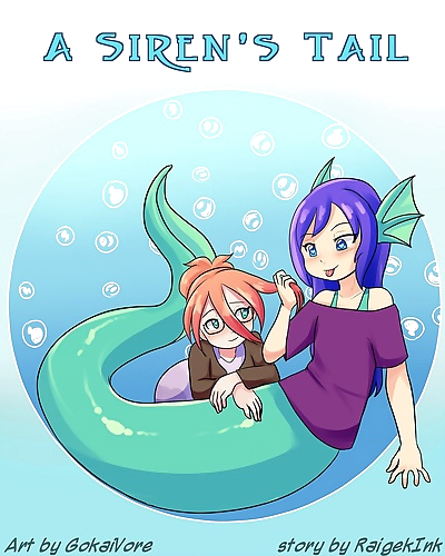 A Sirens Tail