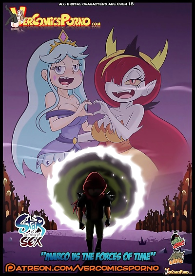 Marco vs the Forces of Time..