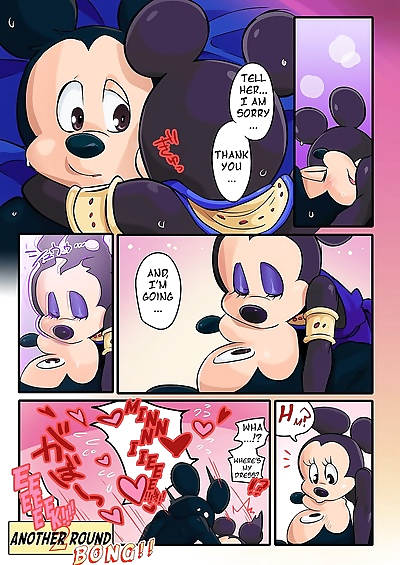 Mickey and The Queen