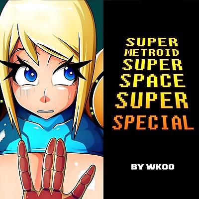 Super Metroid Super Space..