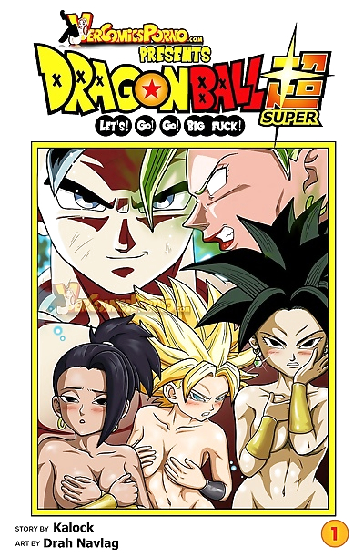 Dragon Ball Super- Lets Go..