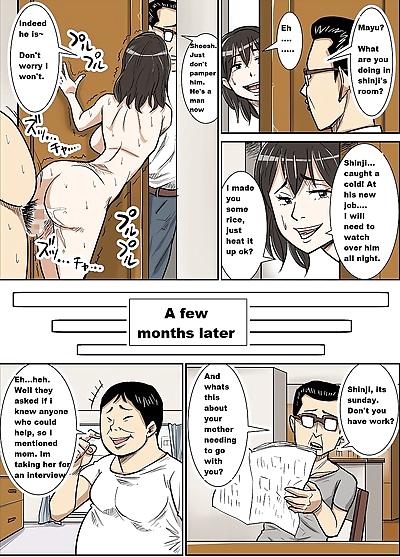 Shinji to Mama - part 2