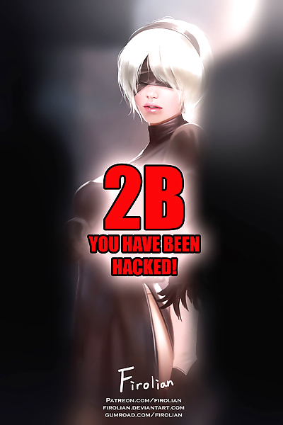 2B : YOU HAVE BEEN HACKED!