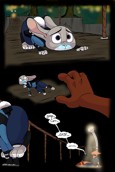 The Broken Mask - part 3