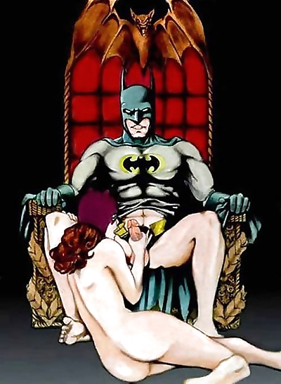 Batman porn cartoons - part..