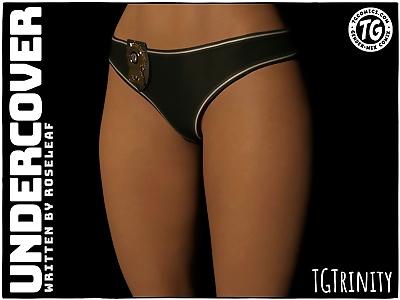 TGTrinity- Undercover