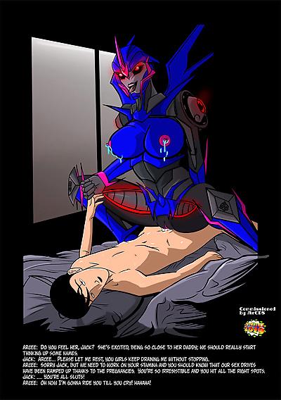 Everfire- Transformers Prime..