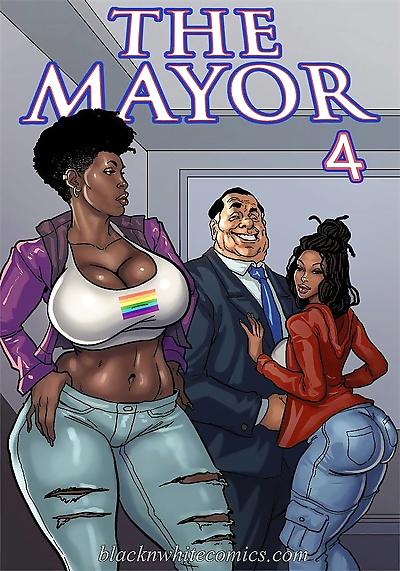BlacknWhite- The Mayor 4