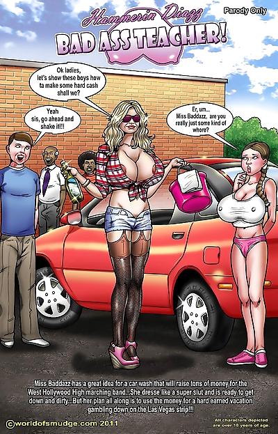 Big Ass Teacher- Hammerin..