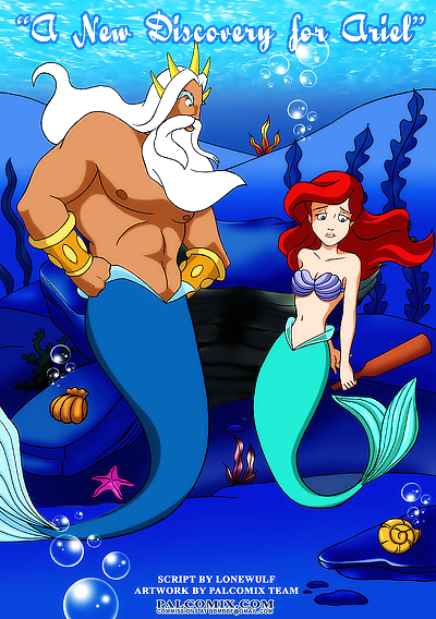A New Discovery for Ariel-..