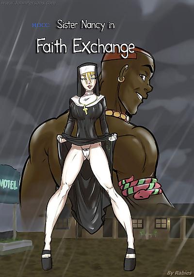 Sister Nancy in Faith..