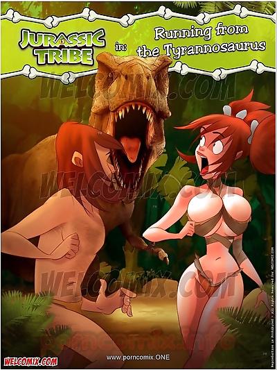 Welcomix- Jurassic Tribe 4-..