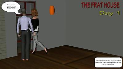 Vger- The Frat House- Day 1
