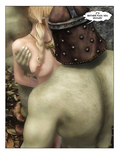 Astrid- No Good Deed Goes..