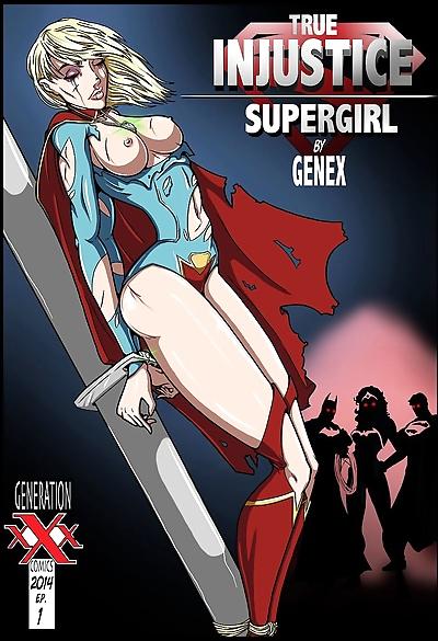 Genex – True Injustice..
