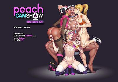 Dmitrys- Peach's Cam Show