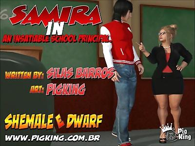 Pig King- Samira In-..
