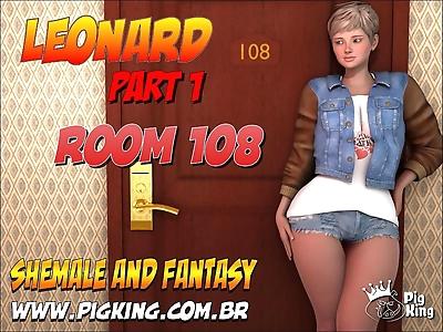 Pig King- Leonard- Room 108