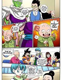 Potara Fusions- Dragon Ball Z Dante Mondego, Helios