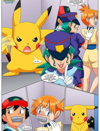 To Catch A Trainer - part 2